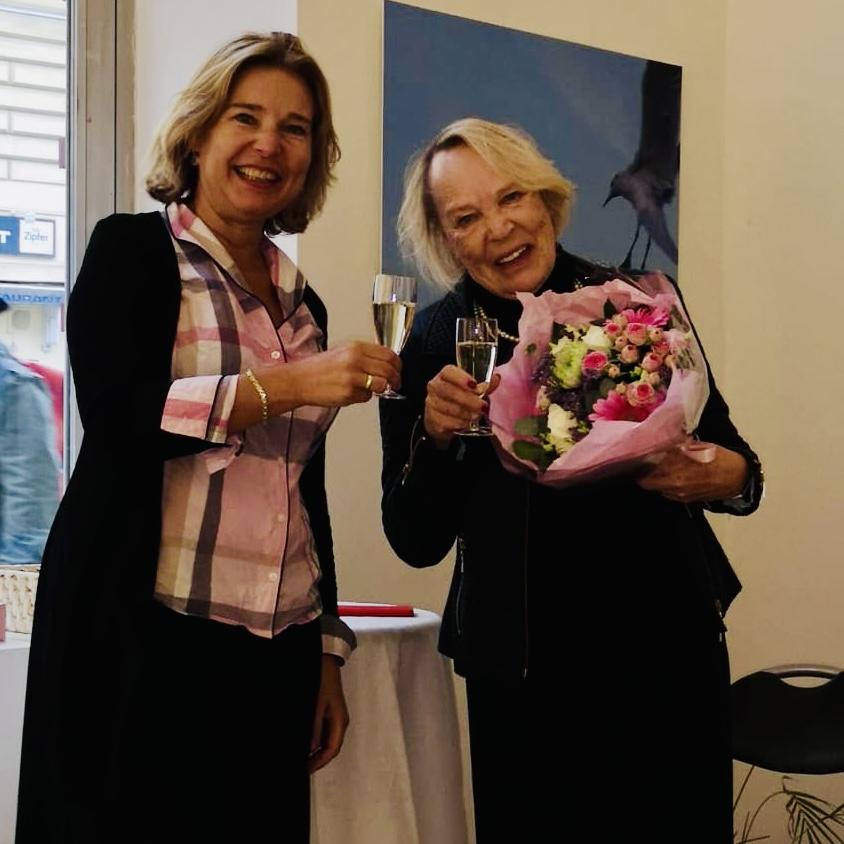 Brigitte Irowec Ingrid Urbanik